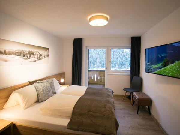 Apart Jöchler Apart 2 Schlafzimmer Aufnahme
