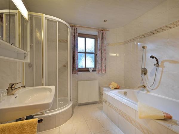 Appartement 3/4 - Badezimmer