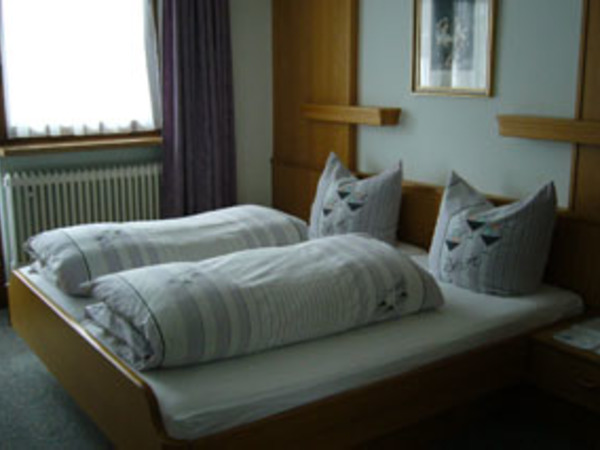 App Stefan - Schlafzimmer