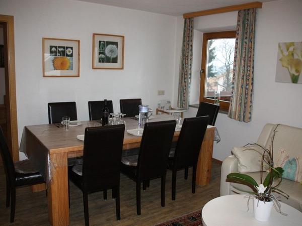 Zillertal-Kaltenbach-Ferienwohnung Isabell-Wohnzim