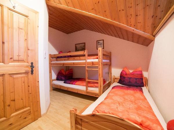 Mansardenwohnung Schlafzimmer01