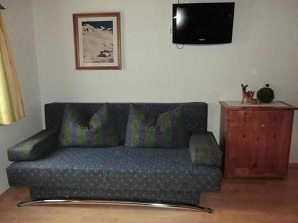 Wohn-Schlafzimmer 1
