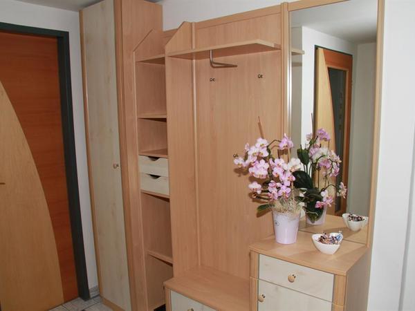 Garderobe, 2 Schlafzimmer
