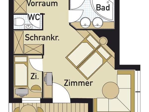 Alpenblick - Grundriss