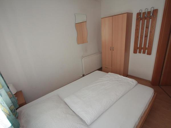 Stanzl Haus Aparmtent Zillertal Schlafzimmer