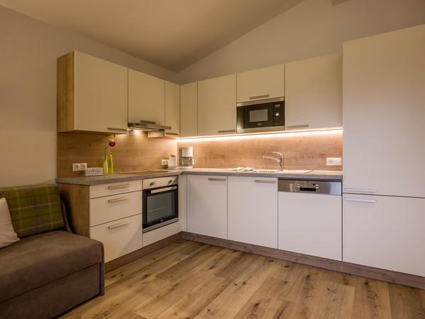 Haus Kreidl, Mayrhofen, Küche