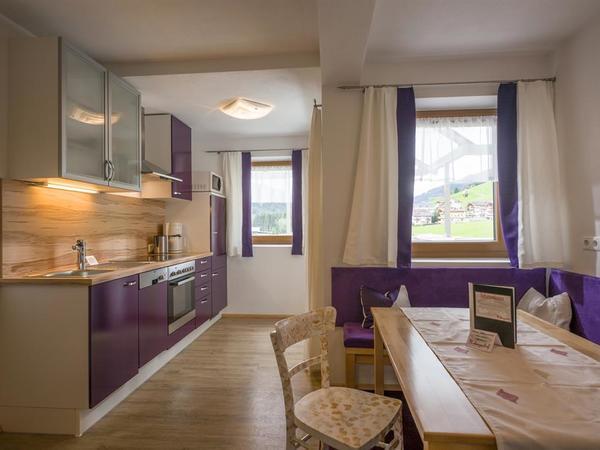 Wohnküche Wohnung Seespitzblick