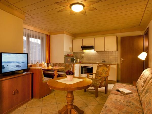 Appartement Typ F Küche