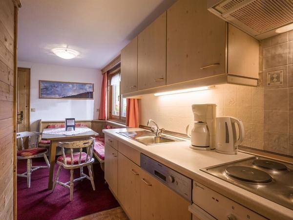 Wohnküche Wohnung 5