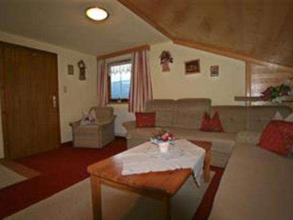 Apartment 2 - Wohnzimmer