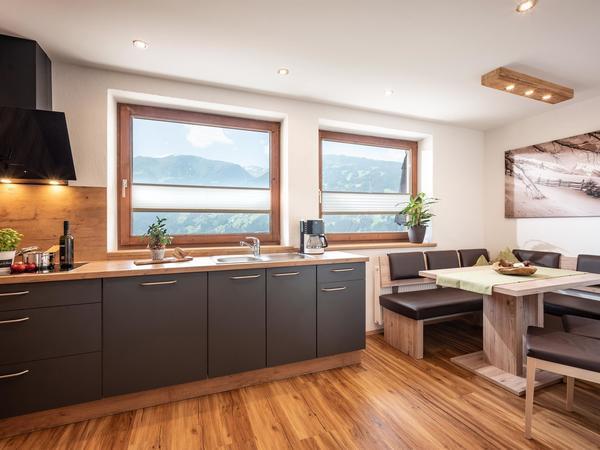 Küche Ahorn neu