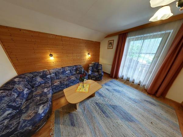 Wohnzimmer Appartement 2