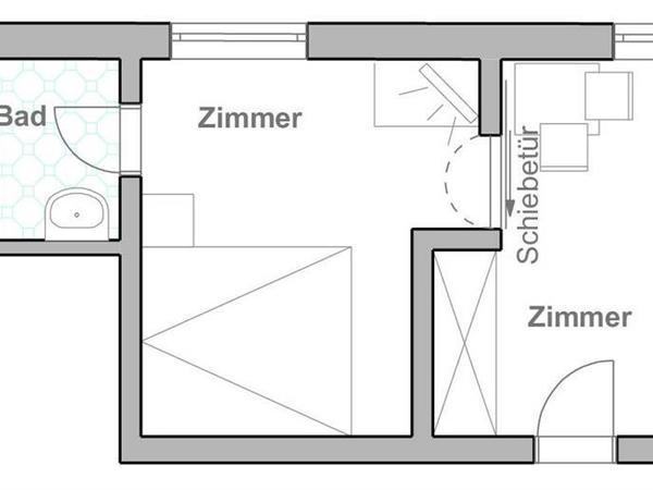 Familienzimmer Tirol