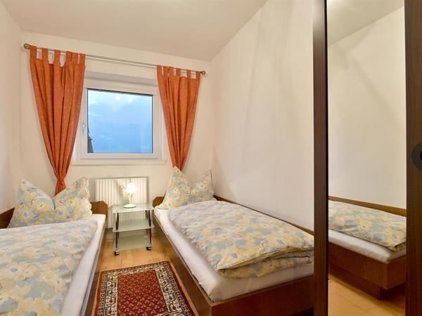 Appartement-2 kl Schlafzimmer