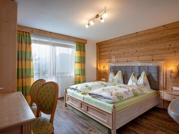 Schlafzimmer Saibatenhof