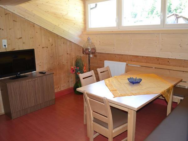 Haus Renate - Essbereich
