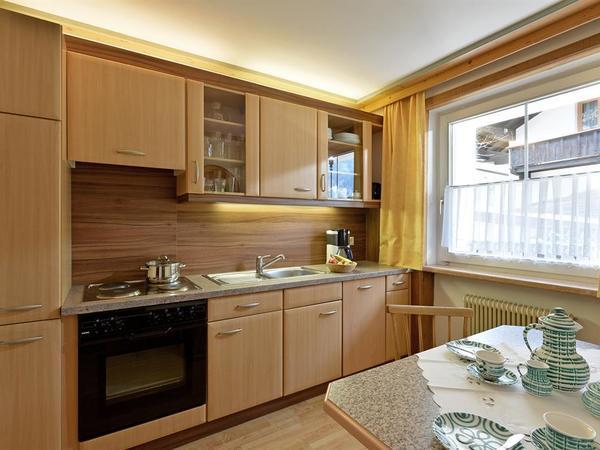 Küche Tirol