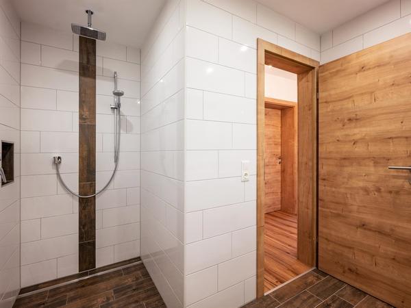 Badezimmer Apart Bergluft
