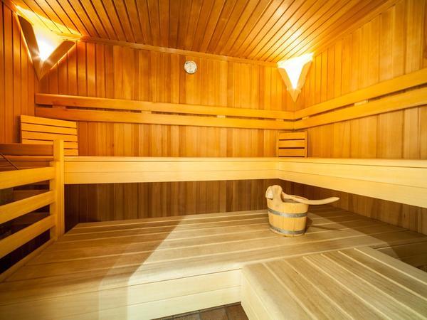 Sauna (© Apart Tuxertal)