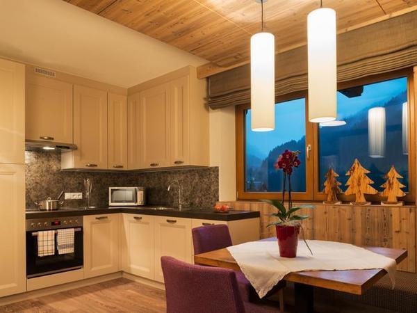 Komfort Suite-Küche