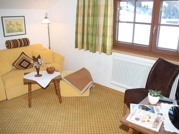 Familienzimmer Sitz/Schlafcouch