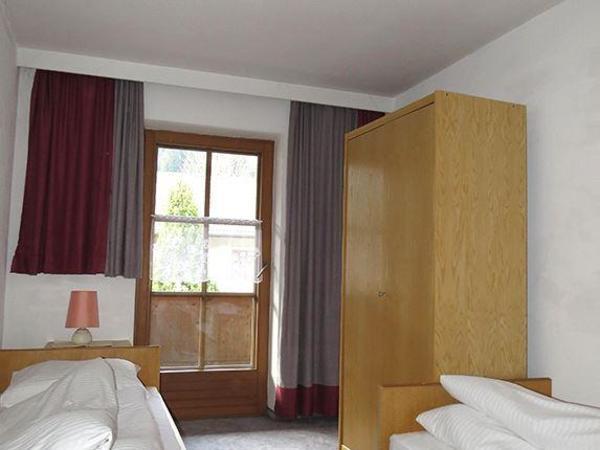 Ferienwohnung 2 - Schlafzimmer getrennte Betten