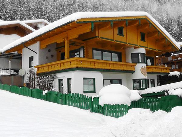 Appartementhaus Zillertal Winter