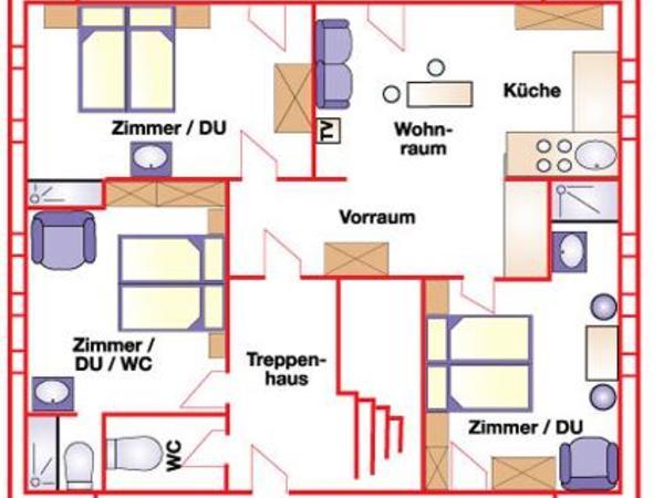 Grünbergblick - Plan