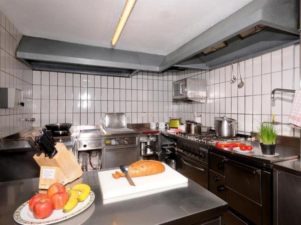 Gastronomieküche für Hobbyköche