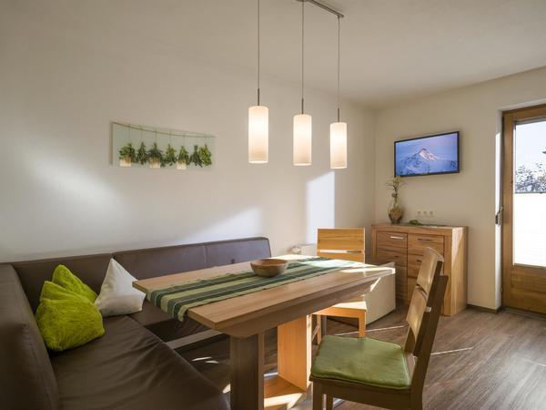 Komplett ausgestattete Wohnküche