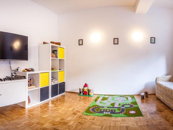 Spielzimmer (© Apart Tuxertal)
