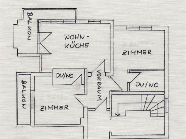 Wohnungs-Plan