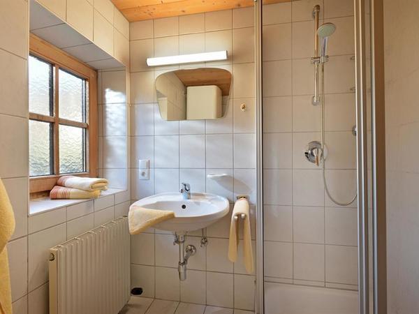 Appartement 2 - Badezimmer