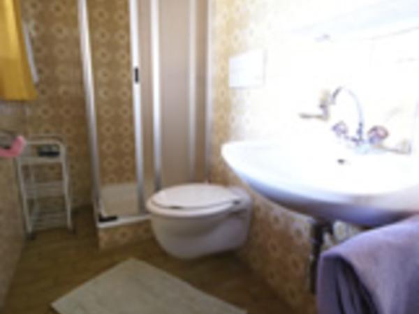 Badezimmer v. Doppelzimmer