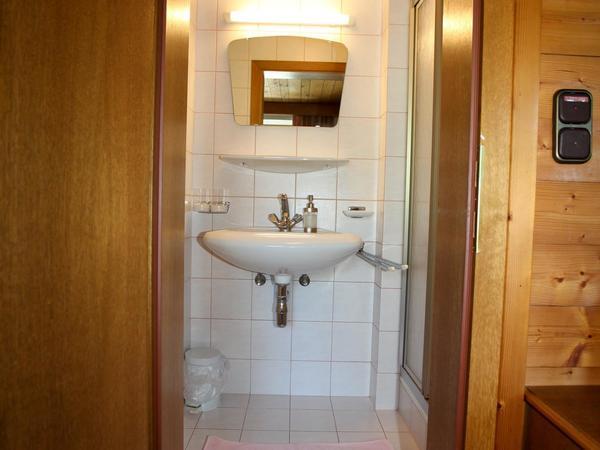 DZ Standard mit Aufbettung Badezimmer