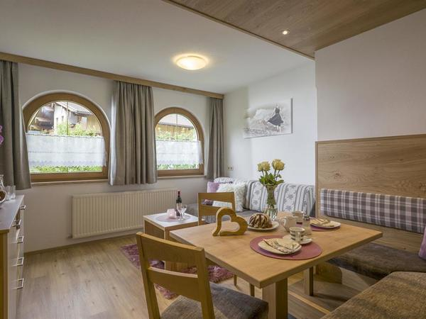 Wohnraum in der Küche