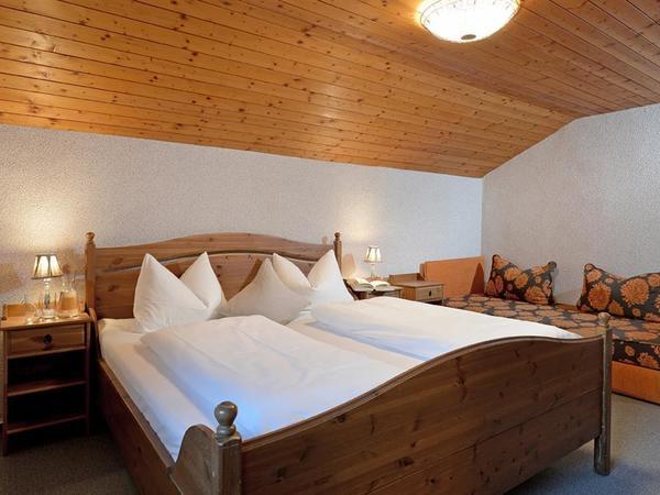 Appartement 5 - Schlafzimmer 2