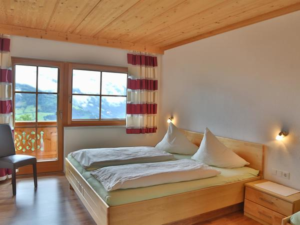 Dreibettzimmer Fenster