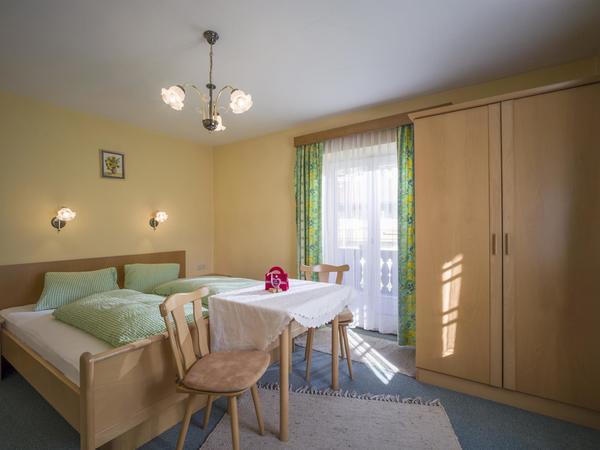 Haus Wiesengrund - Schlafzimmer2