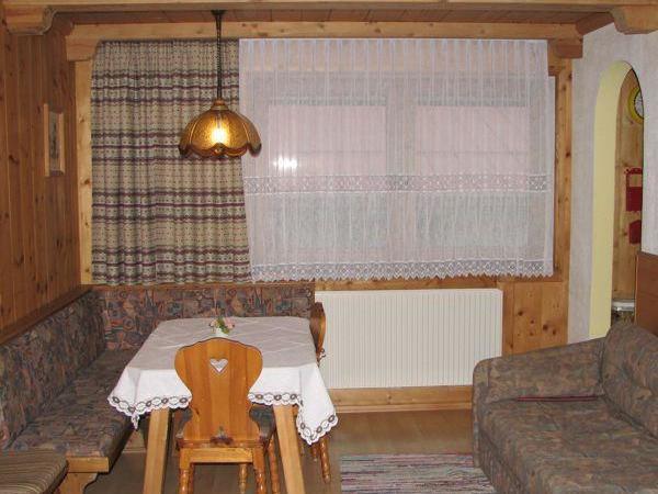 Appartement 1 - Wohnraum