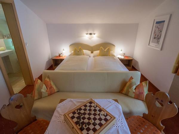 Doppelzimmer m. Schlafcouch2