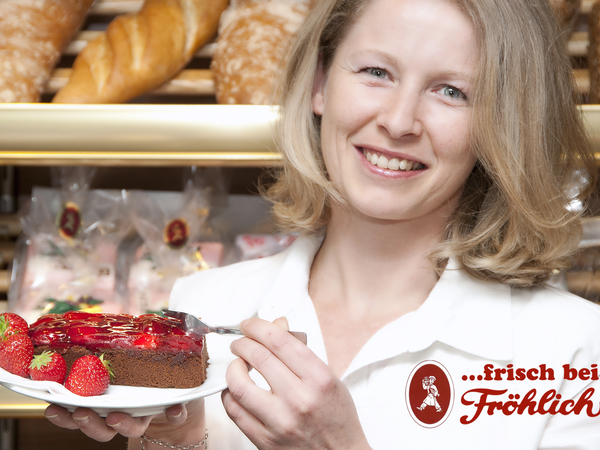 Das Café - Frisch bei Fröhlich