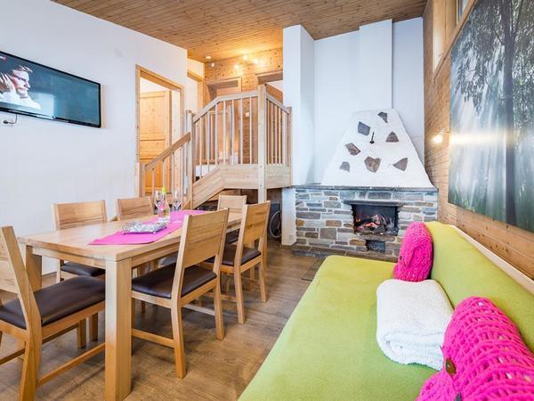 20_Ferienhaus_Chalet_Zillertal_Wohnküche5