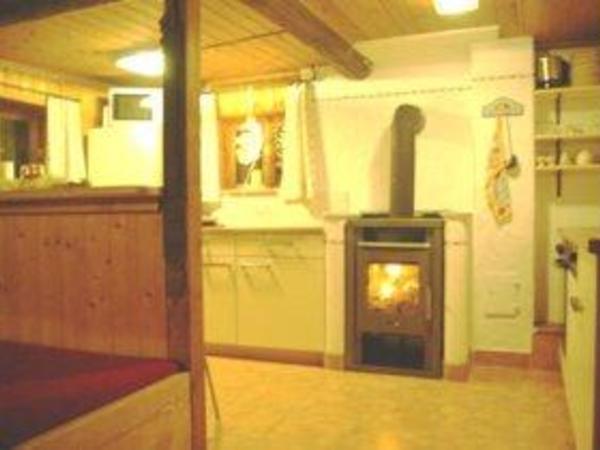 Sepplhütte - Ofen 1