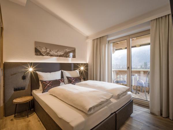 Haus Kreidl, Mayrhofen, Doppelzimmer 2