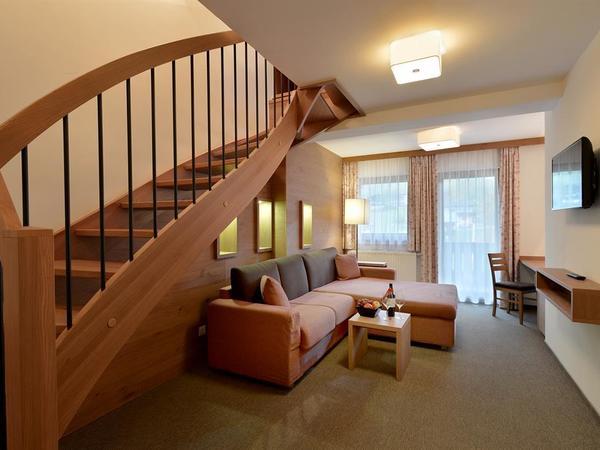 Penthouse - Wohnzimmer