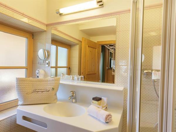 Badezimmer Einzel-Juniorsuite