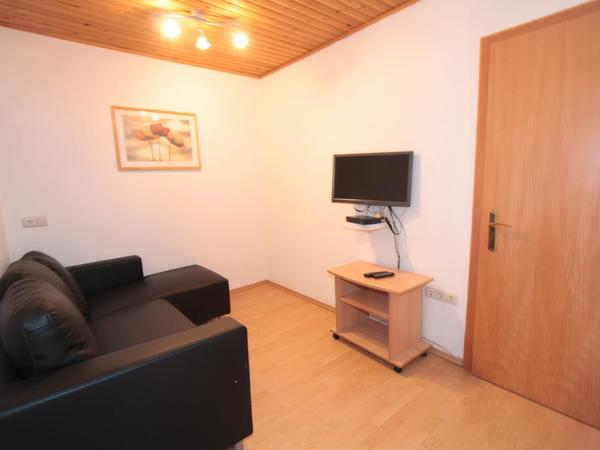 Stanzl Haus Apartment Dorfplatz Fernsehraum
