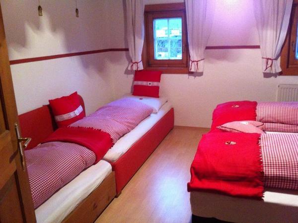 3Bettzimmer bei Bedarf 4 Bett