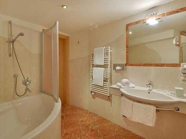 Badezimmer Typ A Hotel Glockenstuhl